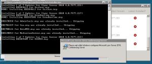 Lync Updater